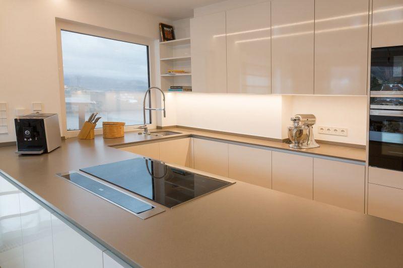 Küchenarbeitsplatte Gmunden - PAULUS Steinbau GmbH